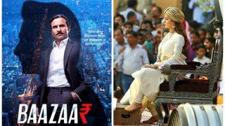 Saif Ali Khan's Baazaar Gets A Release Date; Set To Clash With Kangana Ranaut's Manikarnika: The Queen Of Jhansi