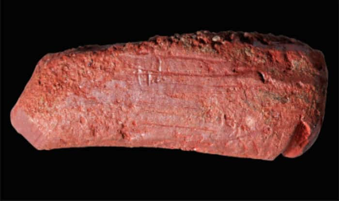 World's first crayons found in an ancient lake
