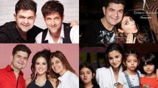 Dabboo Ratnani Calendar 2018 : Alia Bhatt, Parineeti Chopra, Hrithik Roshan, Sunny Leone Look Super Excited In These BTS Pics