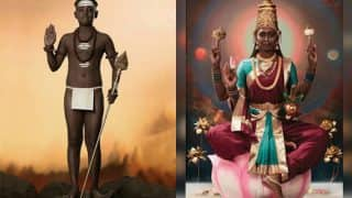 Dark Is Divine: Chennai Based Photographers Recreate Hindu Deities With Dark Skin