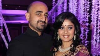 Sunidhi Chauhan - Hitesh Sonik Become Proud Parents Of A Baby Boy