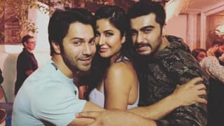 Varun Dhawan - Arjun Kapoor's 'I Hate Katrina Kaif Club' Officially Comes To An End - View Pic