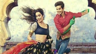 Janhvi Kapoor, Ishaan Khatter Wrap Up Dhadak Shoot; Karan Johar Shares Heartwarming Picture