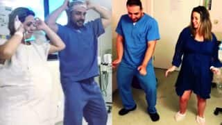 Brazilian Doctor Asks Pregnant Women To Dance With Him To Reduce Labour Pain (Watch)