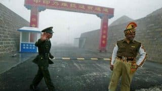 Government Denies China Renewed Activity in Doklam