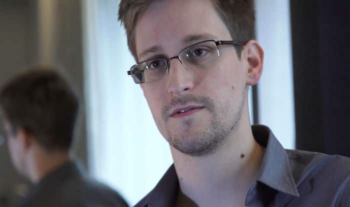 Demanding Aadhaar as a proxy for identity must be criminalised: Edward Snowden