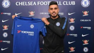 Emerson Palmieri Completes Switch to Chelsea FC From Roma