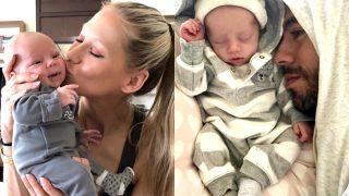 Enrique Iglesias and Anna Kournikova Finally Shares Adorable Photos of Their Twins