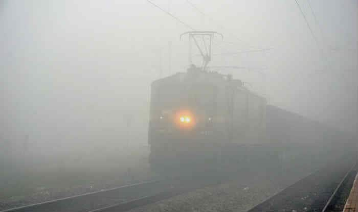 Delhi: Dense Fog Disrupts Rail Traffic, 10 Trains Delayed