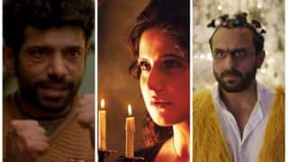 Box Office Collections: Saif Ali Khan's Kaalakaandi, Anurag Kashyap's Mukkabaaz, Zareen Khan's 1921 Have A Slow Opening Weekend