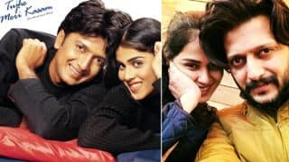 Riteish Deshmukh Shares A Beautiful Message For Wife Genelia D'Souza As Tujhe Meri Kasam Celebrates 15 Years