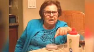Grandmother's Hilarious Attempt At Using Google Home Goes Viral (Video)