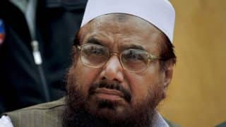 Hafiz Saeed Should be Relocated to West Asia, China Tells Pakistan