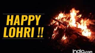 Happy Lohri 2018: Best Hindi Lohri Messages, Facebook Wishes, Greetings, and SMS For Your Loved Ones