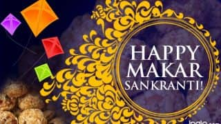 Happy Makar Sankranti 2018: Best Sankranti Messages on WhatsApp And Greetings to Celebrate the Kite Flying Festival