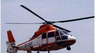 पवनहंस हेलीकॉप्टर क्रैश: एक धड़ बरामद, चल रही है डीएनए जांच
