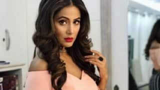 Hina Khan Looks Smoking Hot in Her First Ever Magazine Shoot For Fitlook