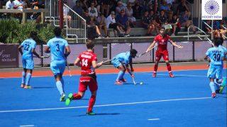 India Beat Belgium 5-4 in Four-Nation Hockey Tournament