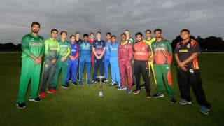 ICC U19 Cricket World Cup 2018 Schedule: Time Table, Dates, Match Timings in IST and Venue Details