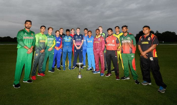 Icc U19 Cricket World Cup 2018 Schedule Time Table Dates Match