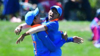 ICC U19 Cricket World Cup 2018: Shubman Gill, Ishan Porel Shine as India Beat Pakistan by 203 Runs to Qualify For Final