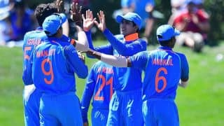 ICC U-19 World Cup Final: India Favourite to Lift Historic Fourth Title Against Australia