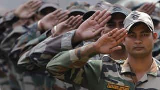 Army Vice-chief Expresses Concern at