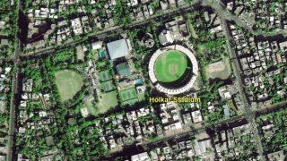 इसरो ने कार्टोसैट-2 श्रृंखला के उपग्रह की पहली तस्वीर जारी की, दिख रहा है इंदौर का स्टेडियम