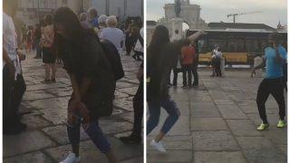 After Virat Kohli, Anushka Sharma Dances On The Streets Of South Africa Like There's No Tomorrow - Watch Video