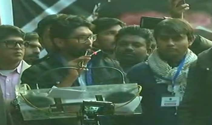 Dalit leader Jignesh Mevani accuses BJP of targeting youth leaders