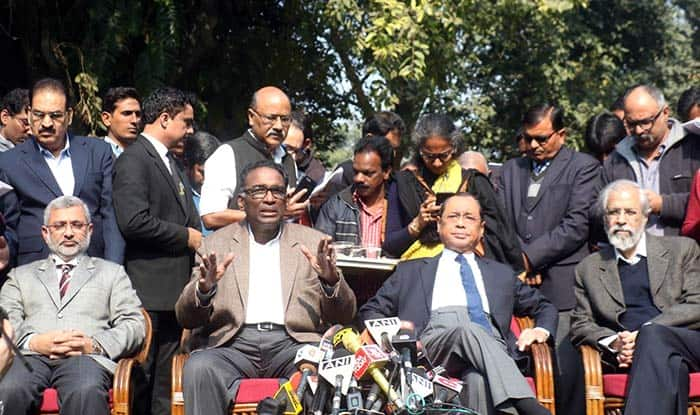 Judges Will Resolve Their Differences, Says Attorney General as Top Judges Express Concerns About Functioning of Supreme Court; Top Development