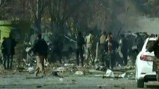 Afghanistan: Suicide Bombing Rocks Western Kabul; 31 Killed, 54 Injured