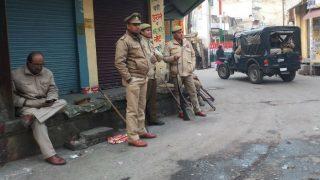कासगंज हिंसा: अब तक 112 लोग गिरफ्तार, ड्रोन कैमरों से रखी जा रही नजर