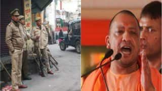 UP CM Yogi Adityanath Breaks His Silence on Kasganj Violence, Says Strict Action Against Those Spreading 'Anarchy'