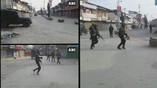 जम्मू-कश्मीर के सोपोर में IED ब्लास्ट, 4 पुलिसकर्मी शहीद
