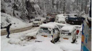 धरती के स्वर्ग कश्मीर में सर्दी के रिकॉर्ड टूटे, श्रीनगर में तापमान माइनस 6.8 डिग्री