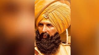Akshay Kumar Shares An Adorable Picture From The Sets Of Kesari And You Better Not Miss It (PIC INSIDE)