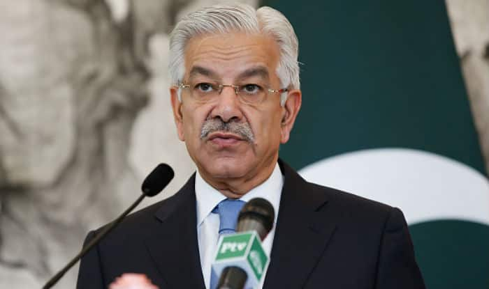 Pakistan's Foreign Minister Khawaja Asif disqualified for life in Iqama case
