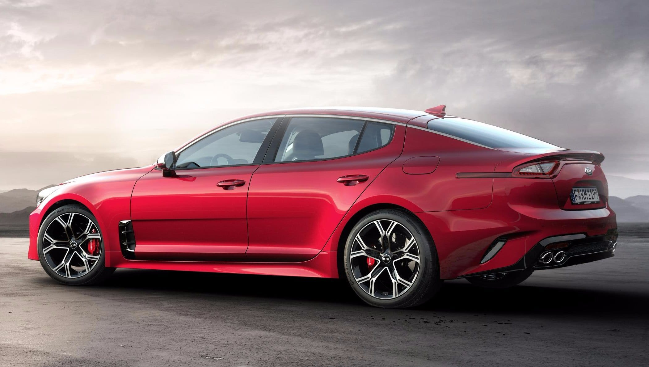 Auto Expo 2018 Kia Stinger India Debut Confirmed Price In India
