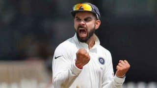 Virat Kohli Caught Again Swearing on Mic During India vs South Africa 2nd Test