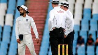 India vs South Africa 2nd Test: ICC Fines Virat Kohli For Code of Conduct Breach