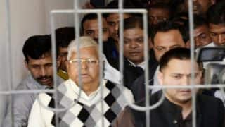 Fodder Scam Verdict: Lalu Prasad Sentenced to 3.5 Years in Jail; Tejashwi Yadav Says Will Apply For Bail