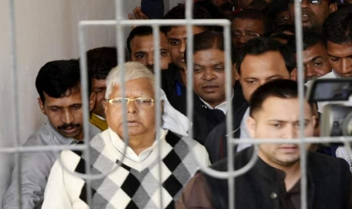 Lalu cites ill health to get least jail-term