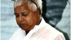 Lalu Prasad Yadav's Health Deteriorates, Likely to Be Shifted to AIIMS
