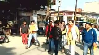 Uttar Pradesh: Hindu Yuva Vahini Workers Thrash Three Men Inside Baghpat Court Premises Over Alleged 'Love Jihad'