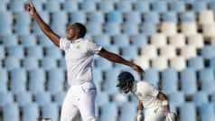 Early Blows Put India in Trouble in Centurion Test