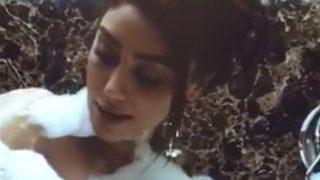 सलमान खान के साथ काम कर चुकी महक चहल का बाथरूम वीडियो हुआ लीक