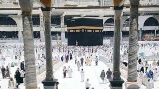 Haj Subsidy Removal Not Political, It's a Welcome Move