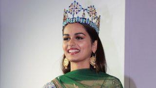 मिस वर्ल्ड मानुषी छिल्लर के लाइव वीडियो पर रणवीर सिंह ने किया कमेंट, दिया ये मजेदार जवाब