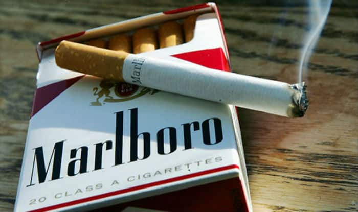 Marlboro maker Philip Morris to 'give up cigarettes' for New Year's resolution